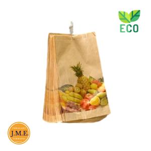 Bolsas de papel para fruta y verdura