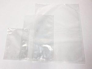 Bolsas para envasar al vacío