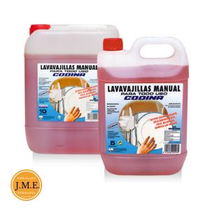 Lavavajillas manual industrial