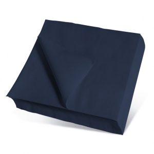 servilleta azul