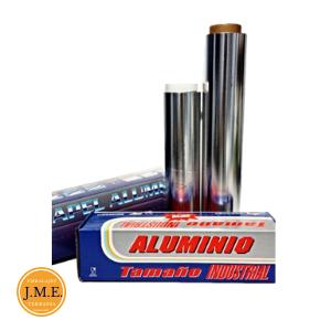 Rollos papel de aluminio industrial