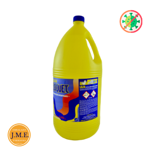 Lejía amarilla 2 y 5 litros
