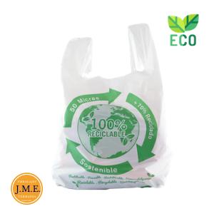 Bolsas plástico reciclado