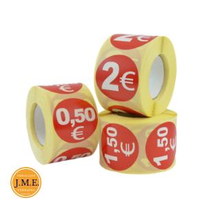 Pegatinas 1€ ofertas