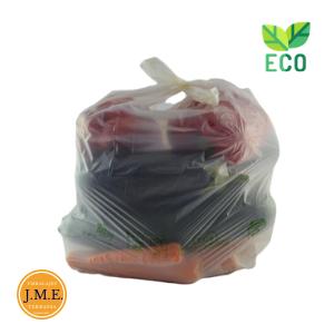 Bolsa plástico compostable