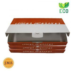 Cajas cocas San juan